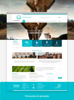 Site Institucional   Equipalcool   Projetos   OW Interactive