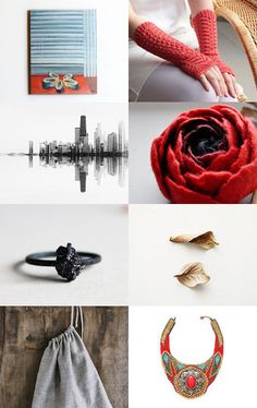 She will like these gifts by Renata on Etsy--Pinned with TreasuryPin.com