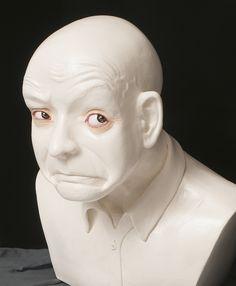 Still Life. Captured Gaze by Zhanna Martin. Contemporary Artwork, Contemporary Artists, Face Expressions, Ceramic Art, Mixed Media Art, Art Forms, Sculpture Art, Character Art, Folk Art