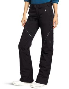 Spyder Women's Thrill Athletic Fit Pant, Black, 10-Regular by Spyder. $250.00. This reinvented pant is a must. It features cooling vents, multiple length options, and plenty of pockets. Best of all, it merchandises across all women's categories.