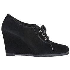 Aerosoles Bella Vita Shoes (Black Suede) - Women's Shoes - 5.5 M