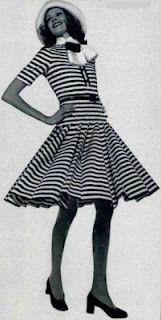 Les Motifs Phares - 1970 à 1972. Dior, 1972.