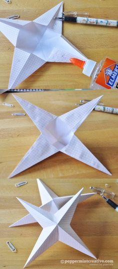 Paper starsPHOTO 4