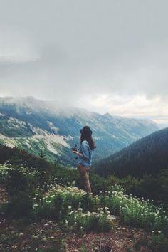 Time To Explore ☾✧ #hikingoutfit