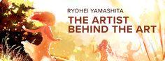 The Artist Behind the Art: Ryohei Yamashita