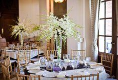 High Wedding Centerpieces Gallery