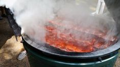 Tästä selkeästi kerrottuna ribsien valmistusvaiheet. Näillä ohjeilla onnistut. Joka kerta. #poppamies #savustus #grillaus #maustaminen #ruoka #ruuanlaitto #mauste #ribsit #rimpsuluut Bbq, Cherry, Outdoor Decor, Barbecue, Barrel Smoker, Prunus