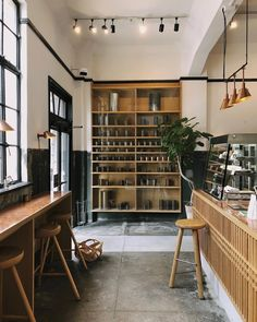 Kaikado Café, Japan. Photo by @haarkon_ on Instagram #cafe #coffeeshop