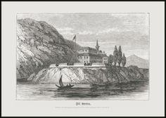 All sizes | 3784 Buch Die Befestigungen des Bosporus Fil Bornu Wood engraving ca 1875. Das Buch für Alle. S. 425 Heft 18 | Flickr - Photo Sharing!