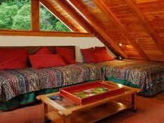 Apart Hotel Casa en Ladera Cerro Otto en San Carlos de Bariloche, Patagonia argentina Living Comedor, Patagonia, Bed, Modern, African, Furniture, Home Decor, Dresses, Dream Wedding