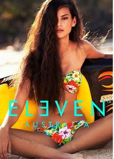 Eleven by ELƎVEN Australia on Bangstyle, House of Hair Inspiration Hair Images, Hair Pictures, Hair Studio, Ginger Hair, Great Hair, Hair Inspiration, Bikinis, Swimwear, Hair Care