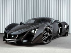 ❦ 2012 Marussia B2 AKA the real life Batmobile! This car makes me make inappropriate noises.