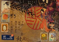 Japonaise by lord marmalade, via Flickr