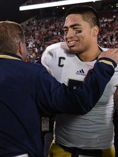 Who perpetuated stories that Te'o met Kekua in person?  Did Te'o lie to his father?   SB Tribune says their story comes from the father but she had never met his parents. http://www.usatoday.com/story/sports/ncaaf/2013/01/17/the-questions-that-manti-teo-needs-to-answer/1842141/  http://www.facebook.com/tim.okeefe