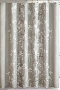 croscill magnolia shower curtain | bathroom ideas | pinterest