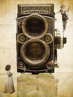 Vintage Camera ~ via photobucket.com