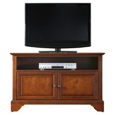 """Found it at Wayfair - LaFayette 42"""" TV Stand in Classic Cherry"""
