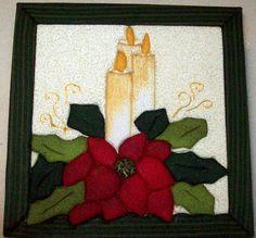 Caixa em MDF decorada com a técnica de patchwork embutido e totalmente revestida de tecido 100% algodão. Fazemos também em outros tamanhos sob encomenda. R$ 35,00