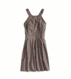 AE Printed Halter Dress