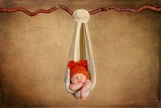 stork sling