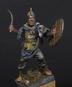 Dacian chief