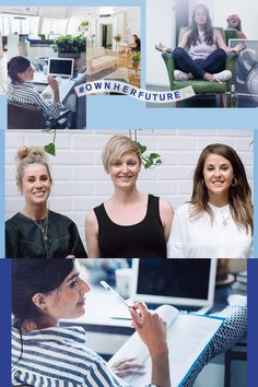 We're creating FRANKLY CO, Sydney's first workspace and feel-good space designed with women in mind. With essential services like an onsite fitness and wellness studio; events, and a cafe to make life more sustainable. Wellness Studio, Workshop Design, Meet The Team, Feel Good, Connect, Investing, Stage, Community, Events