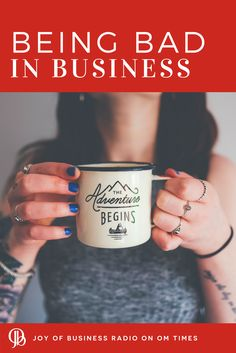 What if being bad was your greatest asset? Join Maggie Schlarb and Gabrielle Vena where they share the tools that allow them to have the joy of creating business on their terms. What if everything you thought you did wrong in business was actually a strongness? Are you willing to see your gifts and talents in a whole new perspective?  #business #businesstips #lovewhatyoudo #joyofbusiness #podcast
