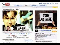 La publicidad en youtube