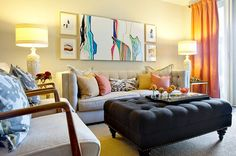 best and #colorful #living #room ideas Visit http://www.suomenlvis.fi/