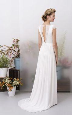 kisui OUI Collection Bridal Style: inja, Brautkleid, Weddingdress by kisui Berlin www.kisui.de www.kisui-bride.com