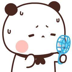 Mochi, Cute Cartoon Pictures, Apple Wallpaper Iphone, Cute Words, Little Panda, Eye Makeup Steps, Dibujos Cute, Cute Doodles, Rilakkuma