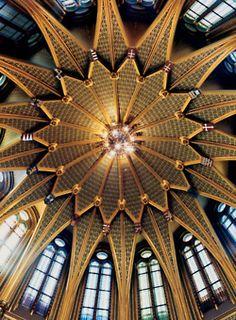 Arte y Arquitectura Parlamento en Budapest