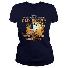Old English Sheepdog Dog T Shirts, Hoodies. Check price ==► https://www.sunfrog.com/LifeStyle/Old-English-Sheepdog-Dog-126562186-Navy-Blue-Ladies.html?41382 $23