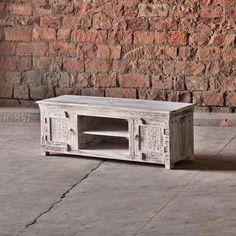 Whiteleaf Reclaimed Wood TV Cabinet - Modish Living. Now on sale.
