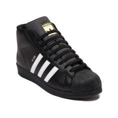 Tween adidas Pro Model Athletic Shoe