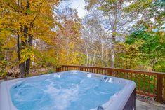 Georgia Cabins - The Retreat | Morning Breeze Cabin Rentals