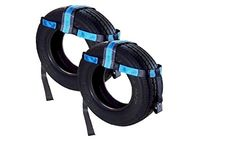 Universal Tow Dolly Straps Blue xtra Protection Pair * Check out this great product. (It is an affiliate link and I receive commission through sales) Rv Parts, Headset, Headphones, Pairs, Link, Check, Blue, Headpieces, Headpieces
