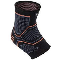 Kunto Fitness Ankle Brace Compression Support Sleeve for Athletics, Injury Recovery, Joint Pain, and More! (Large) - http://www.exercisejoy.com/kunto-fitness-ankle-brace-compression-support-sleeve-for-athletics-injury-recovery-joint-pain-and-more-large/fitness/