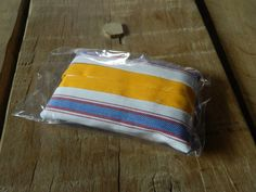 Pocket Tissue Pouch Cover, Fabric Tissue Holder, Purse Accessory, Mustard yellow gift For Her, travel tissue case, handbag accessory,