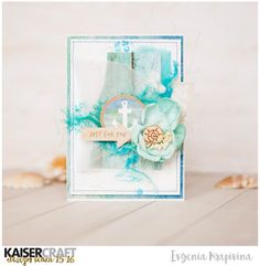 Kaisercraft Coastal Escape Scrapbook Cards, Scrapbooking, Beautiful Handmade Cards, Card Maker, Nautical Theme, Clear Stamps, Red And Blue, Decorative Boxes, Labels