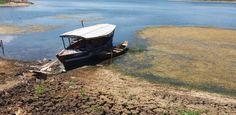 Açude seca e racionamento de água vira rotina para 19 cidades na Paraíba