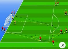 Soccer Training Drills, Football Drills, Soccer Coaching, Football Soccer, Football Tactics, Shooting Practice, Speed Drills, Abs Workout For Women, Exercise
