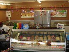 minus 40, ice cream display fridge,
