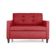 Karnes Twin Sleeper Sofa in Sleeper Sofas   Crate and Barrel