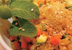 Quinoa: conheça benefícios do grão para a saúde da mulher