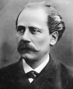 Compositor francés Jules Massenet nació un 12 de mayo.