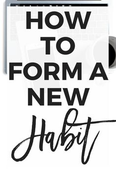 Creating Healthy Habits_ How to Form a New Habit in 6 Steps -I think we can all Good Habits, Healthy Habits, Dream Quotes, Life Quotes, Wisdom Quotes, Quotes Quotes, Going To The Gym, Going To Work, Habit Quotes