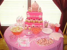 Pinkalicious party ideas!