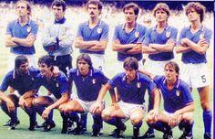 Campeão da Copa do Mundo 1982 # ITÁLIA -TRI CAMPEÃ MUNDIAL