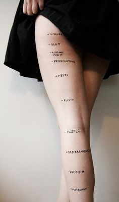 Hot quote tattoo for girls #quote #tattoo www.loveitsomuch.com This is creative haha i would never get but still